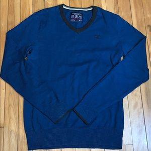 American Eagle Men's V Neck Sweater Size XS